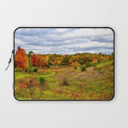 """""""Autumn Valley"""" Laptop Sleeve"""