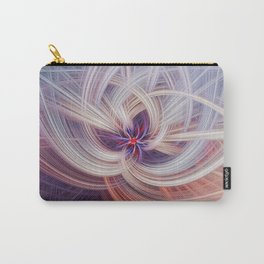 When all connects  | Distortion of reality Carry-All Pouch