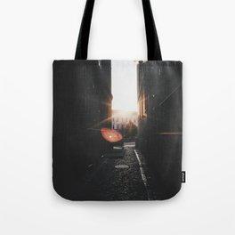 """The Light"" Tote Bag"