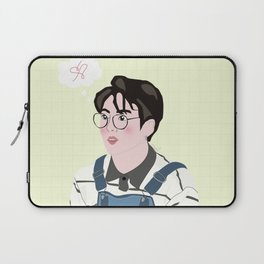 BTS run ep30 Jungkook Laptop Sleeve