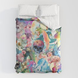 Temporarily Out of Order Comforters