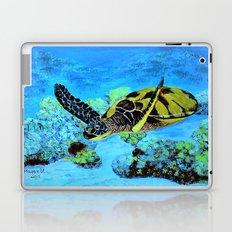 Quiet Swimm Laptop & iPad Skin