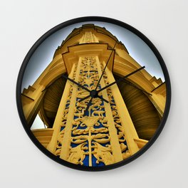 Wendelstein Torgau 3 Wall Clock