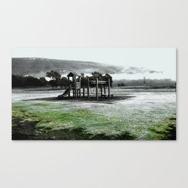 Playground Canvas Print