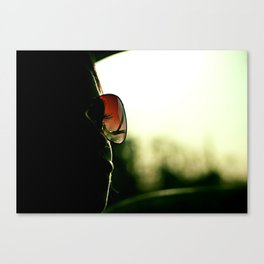 Oh How I Love The Summer Time  Canvas Print