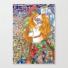 Pattern Heaven Canvas Print