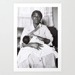 Mama Africa Art Print