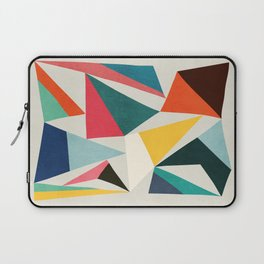 Collection of pointy summit Laptop Sleeve