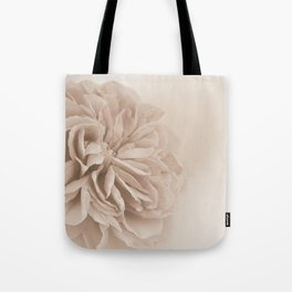 Light Sepia Rose #1 #floral #art #society6 Tote Bag