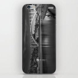 Arrabida bridge (III) iPhone Skin