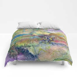 Riparian Fugue Comforters