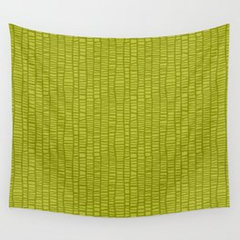 Net_green Wall Tapestry
