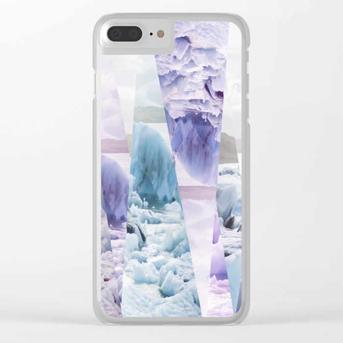 Glacier Clear iPhone Case