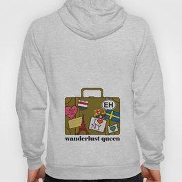 Wanderlust Queen Hoody