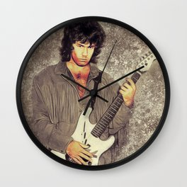 Gary Moore, Music Legend Wall Clock
