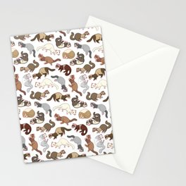 Furry Friends Stationery Cards