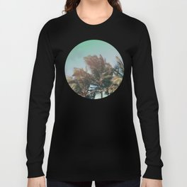Vintage Palm Hawaii Summer Daze Long Sleeve T-shirt