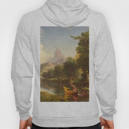 The Voyage of Life Youth Painting by Thomas Cole Hoody