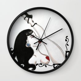Take it to the MAX  Wall Clock