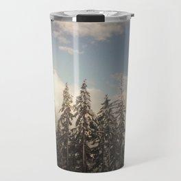 For the Love of Trees. Snoqualmie, Washington. Travel Mug