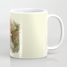 The Cottontail and the Katydid Mug