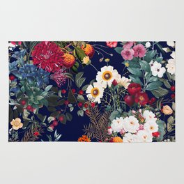 Midnight Garden VI Rug