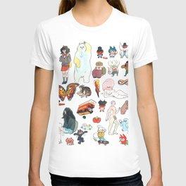 Little Thunder I T-shirt