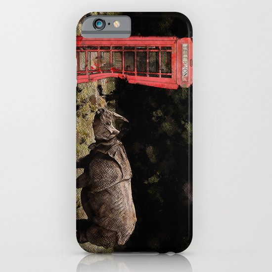 Wrong Number iPhone & iPod Case