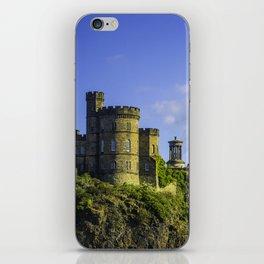 Edinburgh Castle iPhone Skin