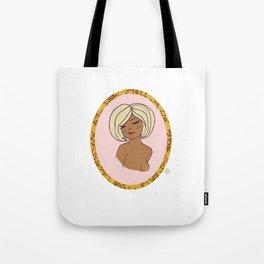 Valentine Pinup 5 Tote Bag