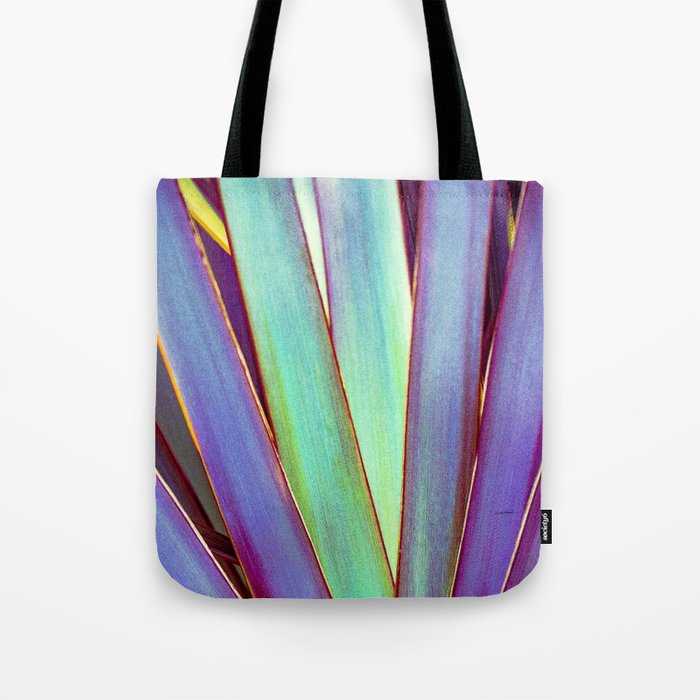 Fiesta Palm Tote Bag