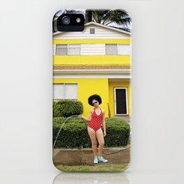 """""""Go Girl"""" iPhone Case"""