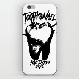 Tooth & Nail iPhone Skin