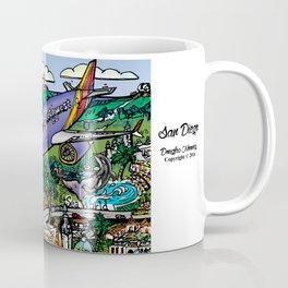 Southwest San Diego Coffee Mug