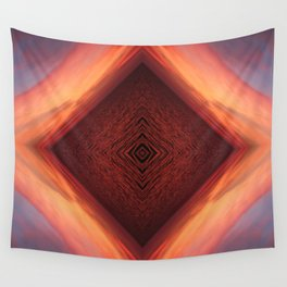 Sea Vortex Wall Tapestry