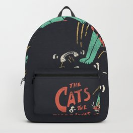 Curious Cats Backpack