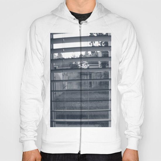 Black & White Background Hoody