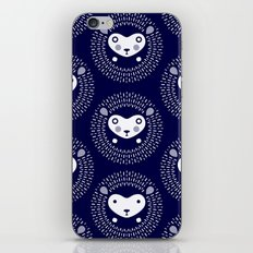 Hedgehog Polka Dot iPhone & iPod Skin