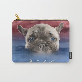 French Bulldog Dog  Carry-All Pouch