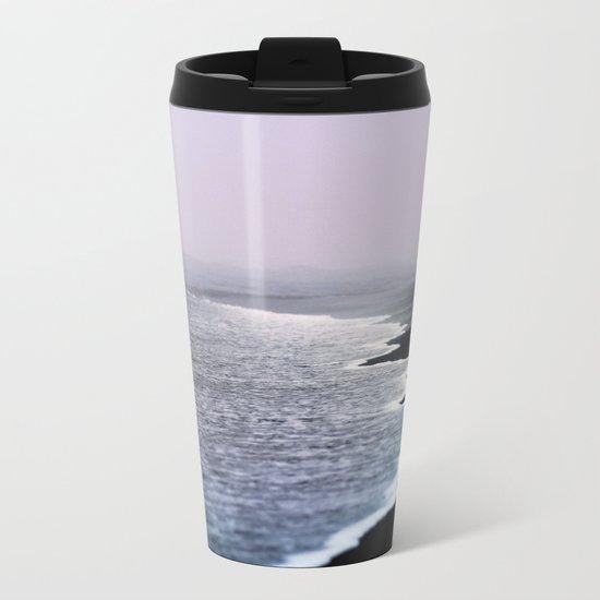 Dusk Coast Metal Travel Mug