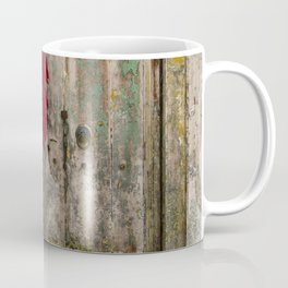 Old Ristra Door Coffee Mug
