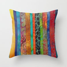 Travel to Bali Throw Pillow