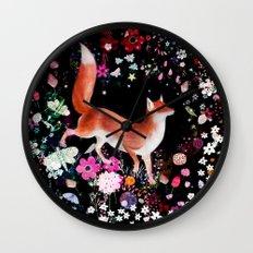 foxwood Wall Clock