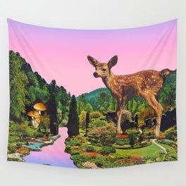 Giant deer Wall Tapestry