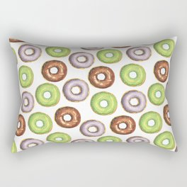 I Donut Know Rectangular Pillow