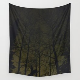 Haunted Forest Wall Tapestry