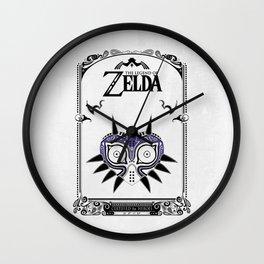 Zelda legend - Majora's mask Wall Clock