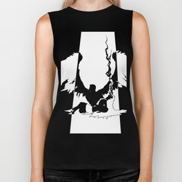 Sundered Heart Biker Tank