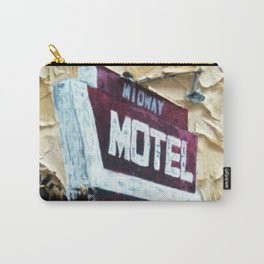 Midway Motel Carry-All Pouch