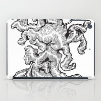 bug iPad Cases featuring Bug by Mazed & Confused